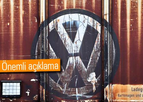 Volkswagen tarihi verdi