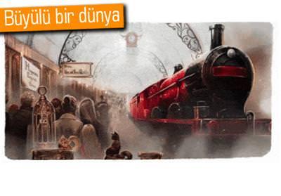 HARRY POTTER SERİSİNİN GENİŞLETİLMİŞ BASIMLARI, APPLE İBOOKS'TA