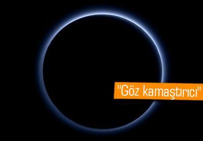 NASA AÇIKLADI: PLÜTON'DA MAVİ GÖKYÜZÜ VE SU VAR!