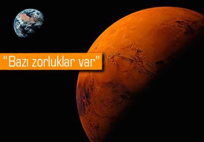 MARS'A İLK İNSANLI UÇUŞ İÇİN TARİH VERİLDİ