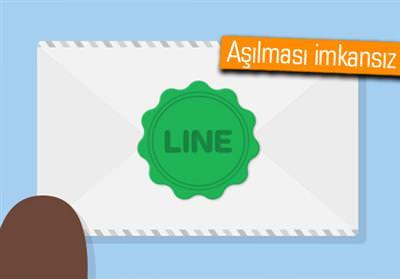 LINE'DAN İLERİ SEVİYE GÜVENLİK İÇİN LETTER SEALİNG