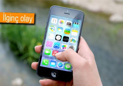 KAYBETTİĞİ TELEFON, 11 BİN KM ÖTEDEN ÇIKTI