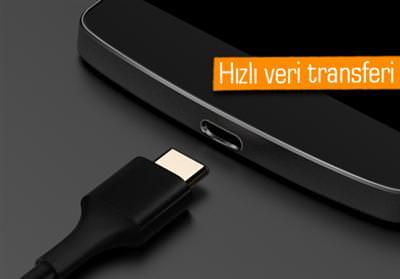 GALAXY S7'DE USB TYPE C PORTU OLACAK!