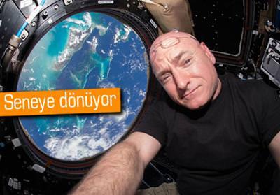 UZAYDA EN ÇOK ZAMAN GEÇİREN NASA ASTRONOTU