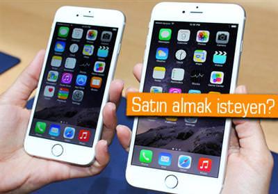 KONTRATLI İPHONE 6S PLUS FİYATLARI 8300 TL'Yİ AŞIYOR