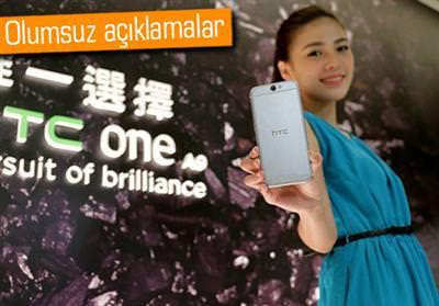 ANALİST: HTC ONE A9 YETERLİ OLMAYABİLİR!