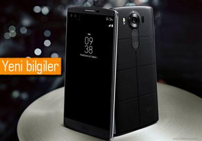 LG V10, AVRUPA'DA SATIŞA ÇIKACAK MI?