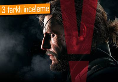 METAL GEAR SOLİD V: THE PHANTOM PAİN İNCELEME