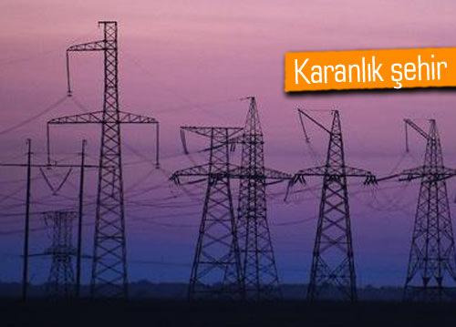 Ukrayna'da 2 milyon kişi elektriksiz kaldı