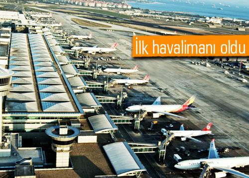 Atatürk Havalimanı da Google Street View'da