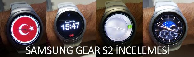 Samsung Gear S2 incelemesi