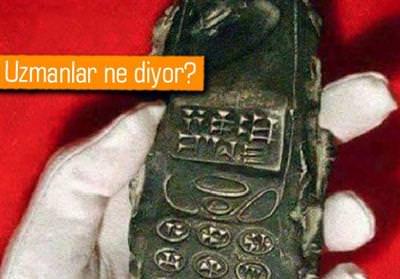 800 YILLIK CEP TELEFONU GERÇEK Mİ? UZAYLILAR MI GETİRDİ?