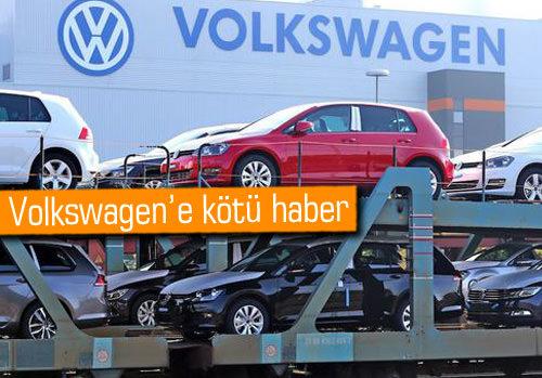 ABD Adalet Bakanlığı'ndan Volkswagen'e dava!