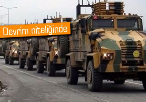Türk bilim insanlarından askeri araçlara kamuflaj buluşu