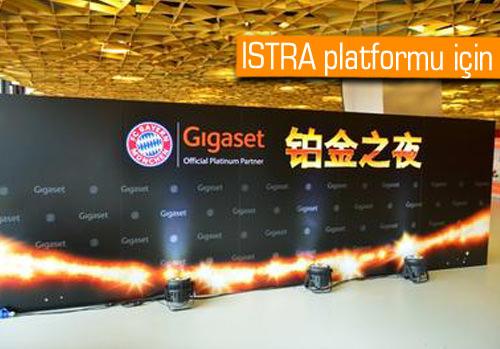 Centile'den Gigaset pro'nun baz istasyonlarına uyumluluk sertifikası