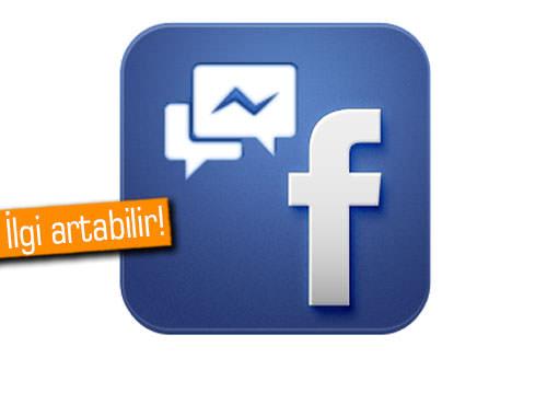 Facebook Messenger'a birden fazla hesap ve SMS mesaj desteği