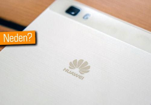 Huawei telefonlarında kesinti yaptı