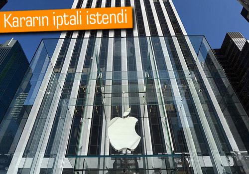 Apple direnmeye devam ediyor