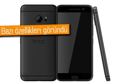 ONE M10, HTC SİTESİNDE SIZDI!