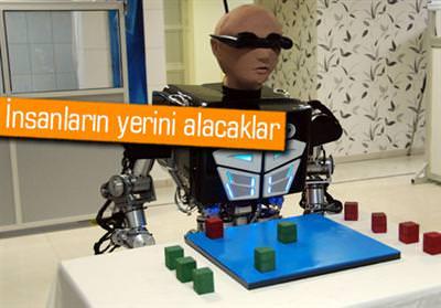 TÜRKİYE'DE YAPAY ZEKALI ROBOTLARIN DA ÜRETİLECEĞİ FABRİKA KURULUYOR