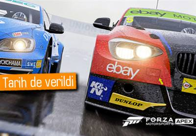 FORZA MOTORSPORT, WİNDOWS PC'LERE GELİYOR