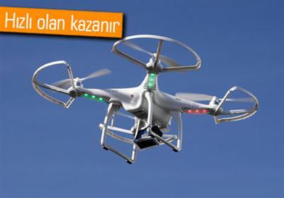 DÜNYANIN İLK DRONE YARIŞI BU ÜLKEDE YAPILACAK