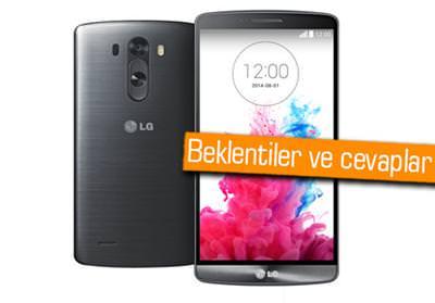 TÜRKİYE'DE HANGİ LG MODELLERİNE ANDROİD 6.0 MARSHMALLOW GELECEK?