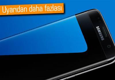 SAMSUNG GALAXY S7 VE S7 EDGE'TE NEM SENSÖRÜ BULUNUYOR!