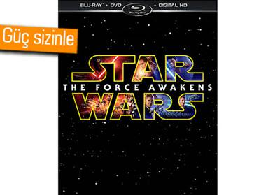 STAR WARS: THE FORCE AWAKENS, DVD VE BLU-RAY OLARAK BU TARİHTE ÇIKIYOR