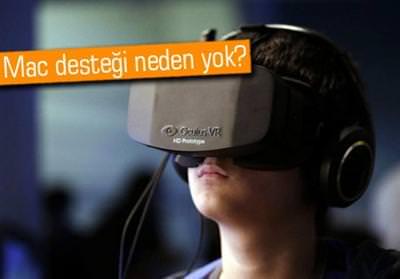 OCULUS VR'DAN APPLE'A AĞIR TAŞ!
