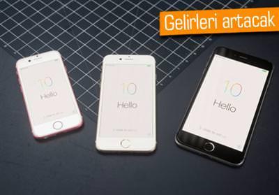 INTEL, İPHONE 7 SİPARİŞLERİNİN ÖNEMLİ BİR KISMINI ALDI!