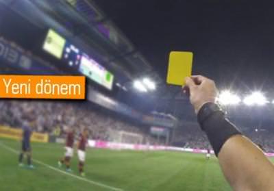 FIFA VİDEO HAKEM TEKNOLOJİSİNİ DENEMEYE ALIYOR