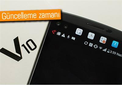 LG V10 İÇİN MARSHMALLOW GÜNCELLEMESİ ÜLKEMİZDE YAYINLANDI