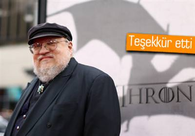 KARIŞIKLIK: TWİTTER'DA GAME OF THRONES'UN YARATICISI GEORGE R. R. MARTİN ÖLDÜ!