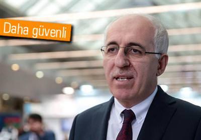 'E-DEVLET KURUMLARIN SİBER GÜVENLİĞİNİ ARTIRIYOR'