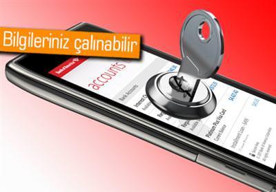 DİKKAT! TÜRKİYE'DE MOBİL BANKACILIK MÜŞTERİLERİ HEDEF DURUMUNDA