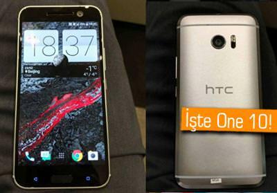 HTC ONE 10'A MERHABA DEYİN, CANLI GÖRSELİ SIZDI!