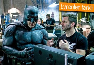 BATMAN V SUPERMAN'DE CHRİSTİAN BALE FARKLI BİR ROLLE YER ALABİLİRDİ