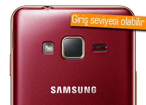 Tizen'li yeni Samsung Z1 telefon geliyor!