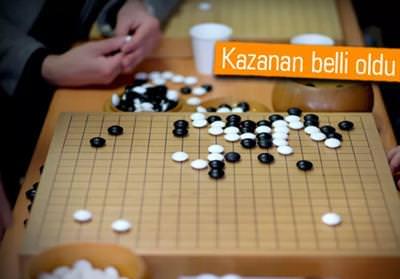 GOOGLE'IN YAPAY ZEKASI GO EFSANESİNİ RESMEN MAĞLUP ETTİ!