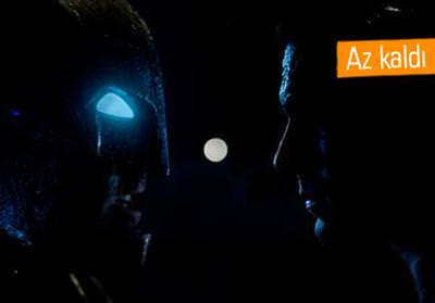 KAMERA ARKASINDAKİ BATMAN V SUPERMAN