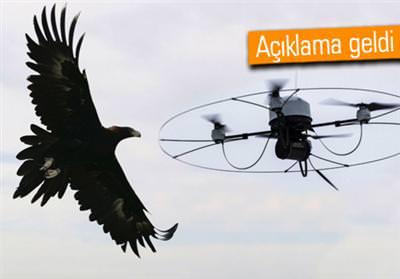 TÜRK HAVA SAHASINI DRONELARA KARŞI 'KARTALLAR' KORUYACAK