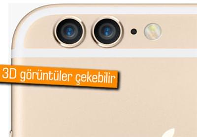 İPHONE 7 PLUS'IN ÇİFT KAMERASI GÖRÜNDÜ