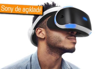 SONY PLAYSTATİON VR'IN FİYATI VE RESMİ ÇIKIŞ TARİHİ DUYURULDU!