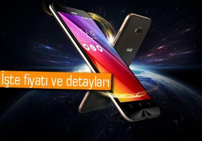 38 GÜN BEKLEME SÜRESİNE SAHİP ZENFONE MAX TÜRKİYE'DE