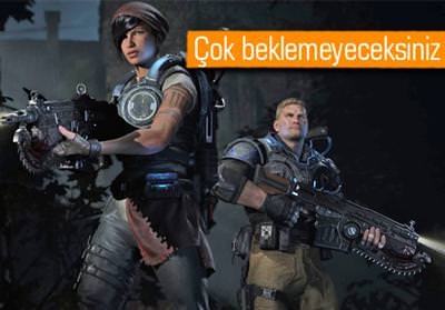 GEARS OF WAR 4'ÜN MULTİPLAYER BETA TARİHİ VERİLDİ