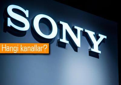 SONY, TÜRKİYE'DE 4 TV KANALINA ORTAK OLUYOR