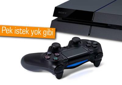 SONY, PLAYSTATİON 4 - XBOX ONE ORTAKLIĞI HAKKINDA PEK HEVESLİ DEĞİL