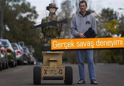 ASKERİ EĞİTİMDE ROBOT TEKNOLOJİSİ