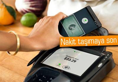 AKILLI TELEFONLAR DOĞU ÜLKELERİNDE CÜZDAN OLUYOR